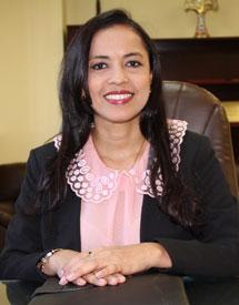 Mgter. Crispina Ramos