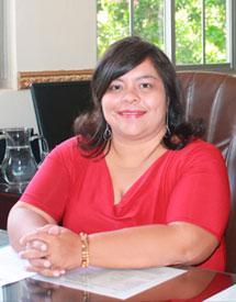 Dra. Elba Valderrama
