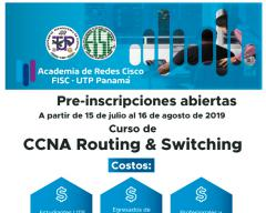 Curso de CCNA Routing & Switching