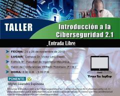 Taller Introducción a la Ciberseguridad 2.1