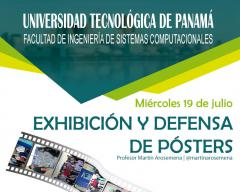 Exhibición y defensa de Pósters