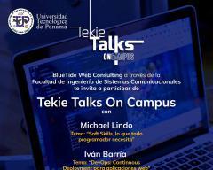Tekie Talks on Campus
