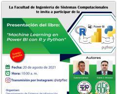 """Presentación del libro: """"Machine Learning en Power BI con R y Python"""""""