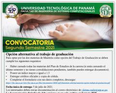 Opción Alternativa al Trabajo de Graduación